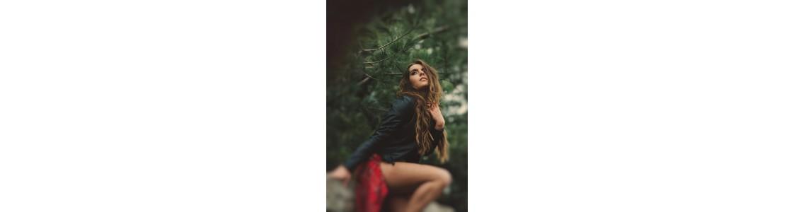 Wild lady