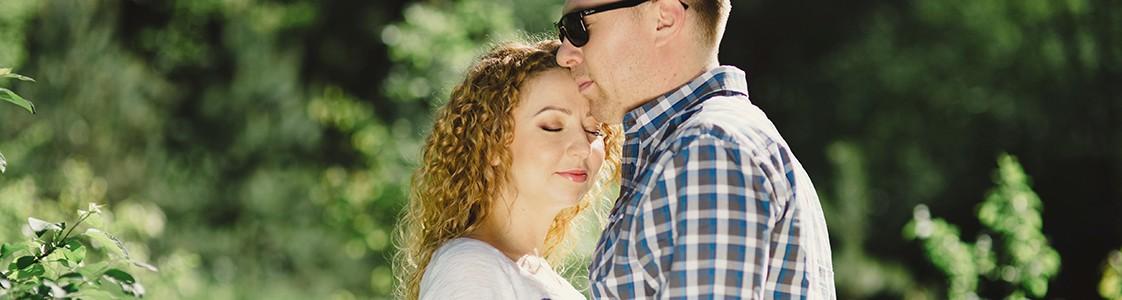 Aistės ir Dariaus prieš vestuvinė fotosesija