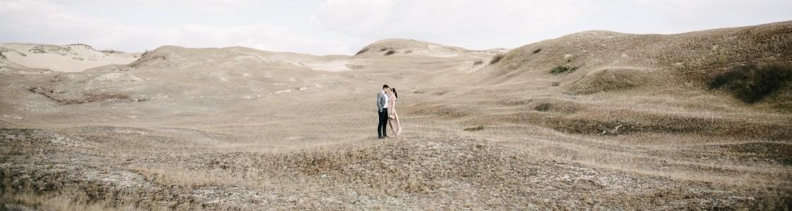 Vestuvių fotosesija Nidoje
