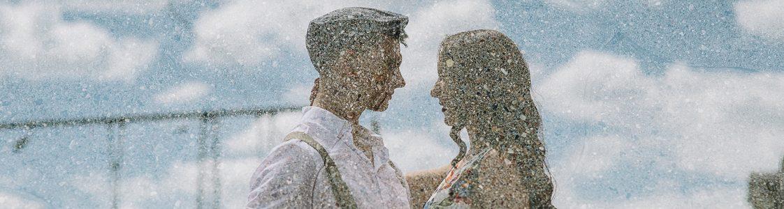 Geležinkelių muziejus | Vesta ir Lukas | Prieš vestuvinė fotosesija